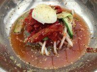 속초 코다리냉면(ソクチョ コダリネンミョン)