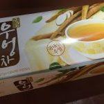 ごぼう茶(우엉차)