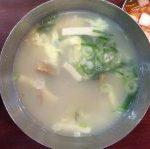 ソウルの朝食に、武橋洞プゴグッチプ(무교동 북어국집)