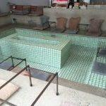 梨泰院(イテウォン)の銭湯風カフェ、オンヌセジャメ