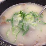 ポンピヤン(봉피양)の韓牛ソルロンタン
