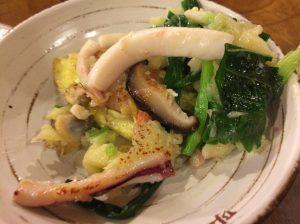 海鮮チヂミのマッポナル本店(마포나루 본점)