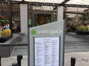 シェイクシャック(shake shuck)ソウル東大門