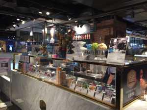 韓国ソウルのIL GELATO(イルジェラート)、東大門店