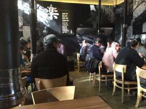 ソウルの焼肉、イルミラク(일미락、一味楽)