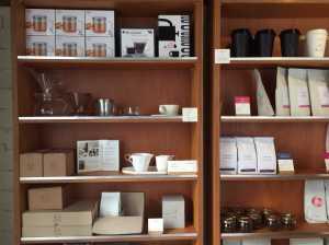 韓国ソウルのコーヒーナムサイロ(나무사이로)