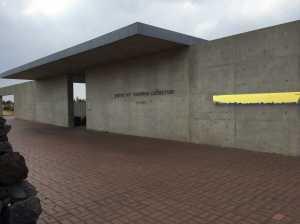 済州島の維民美術館(ユミン美術館)