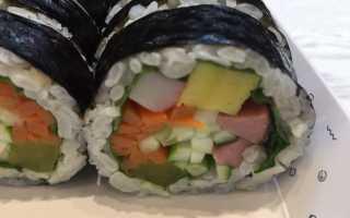 海苔巻きなら、리김밥(リーキムパプ)